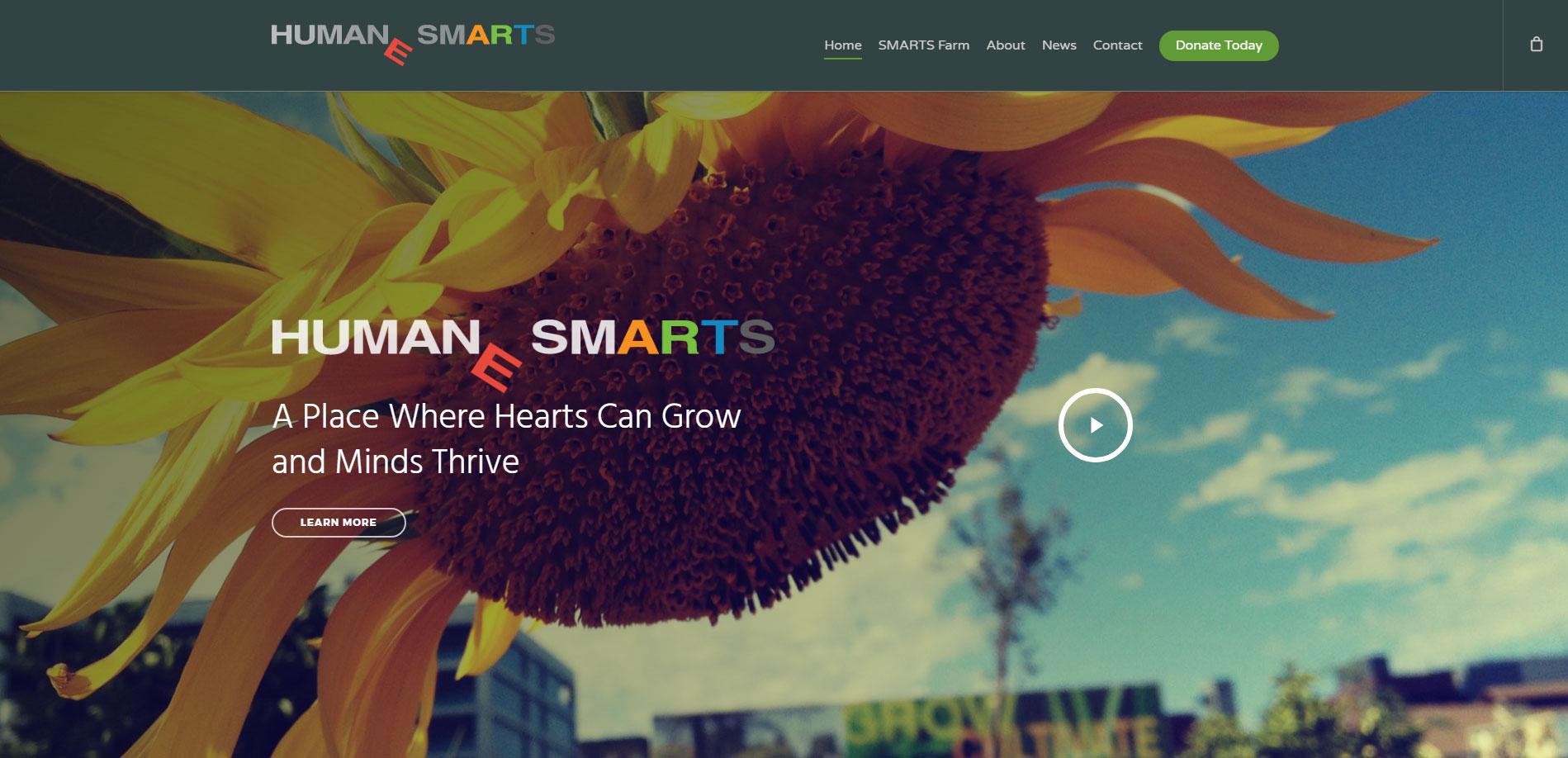 Humane Smarts Goes Live