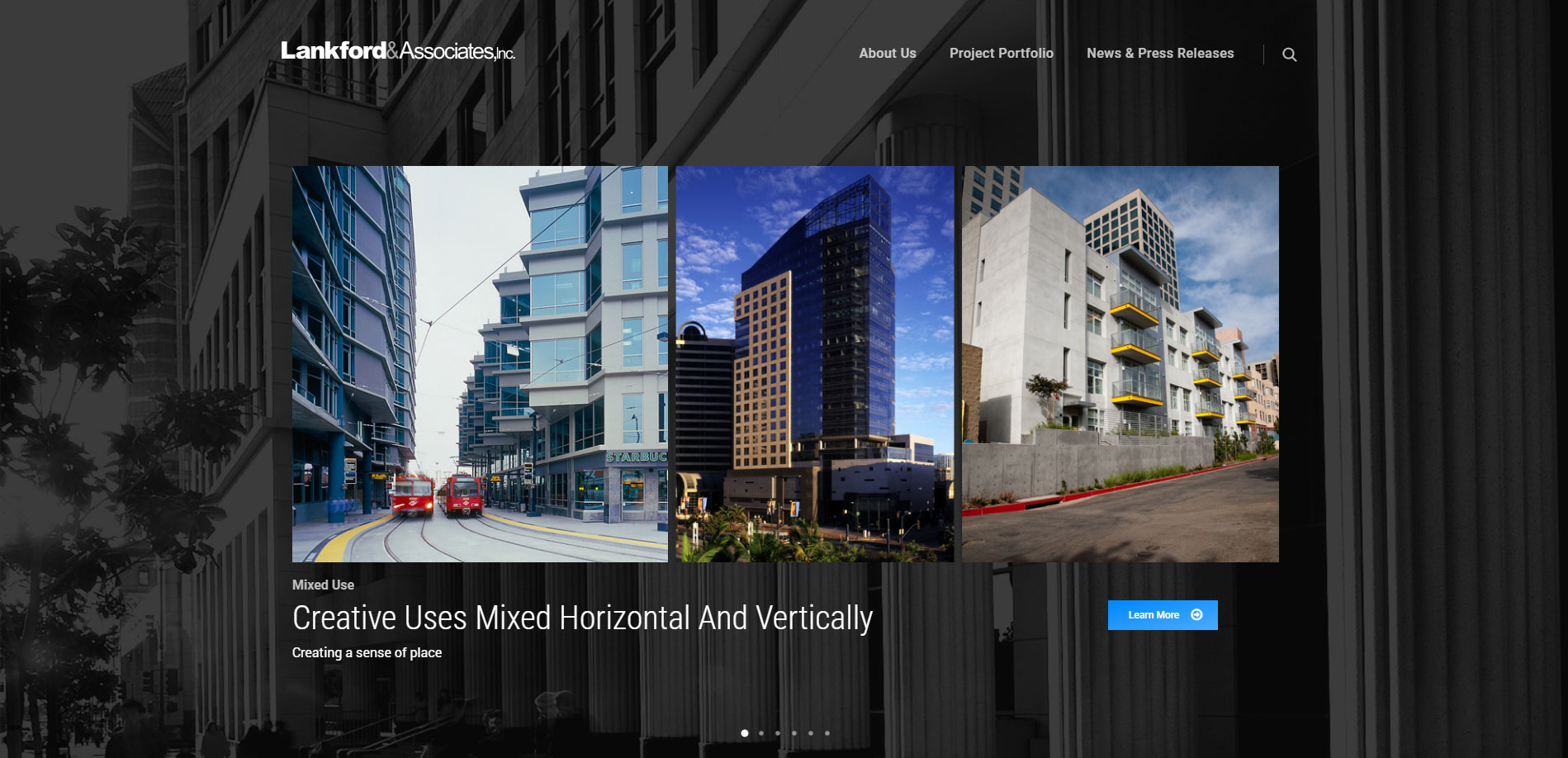 Lankford & Associates, Inc. Website Goes Live