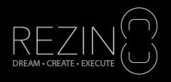 rezin8-logo-tag-black